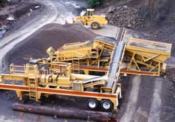 Concassage Broyage Criblage : concasseur, broyeur - Cone crushers